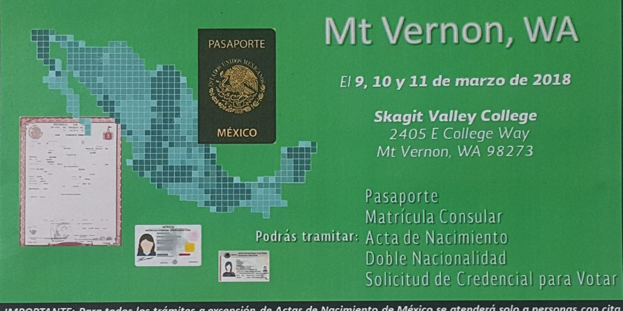 Mexican Consulate Delivers Mobile Services to Skagit | The